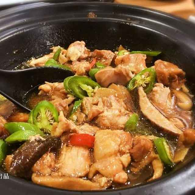 小冀黄焖鸡米饭