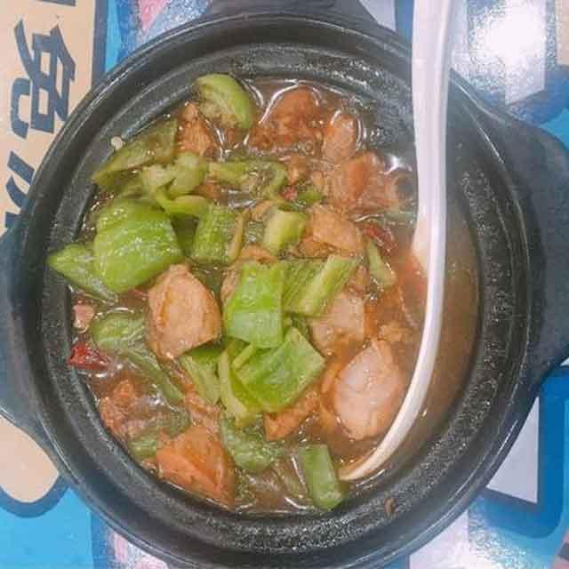 张浦黄焖鸡米饭