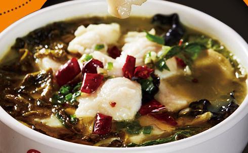 瓦火酸菜鱼