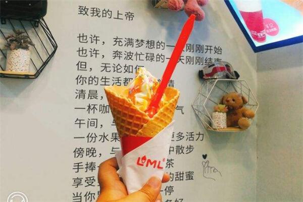 罗曼林冰淇淋加盟