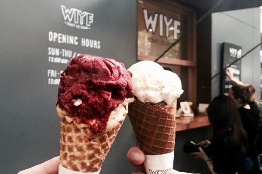 wiyf冰淇淋加盟优势