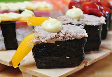 辣辣寿司产品图
