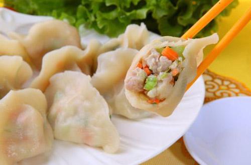 摺摺香饺子加盟1