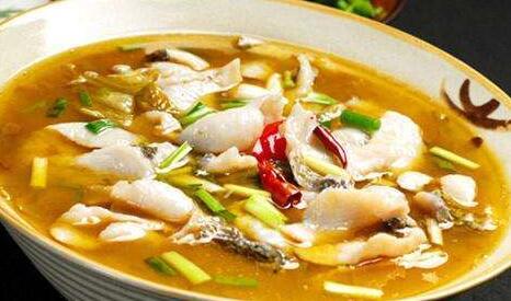 娇小渔酸菜鱼