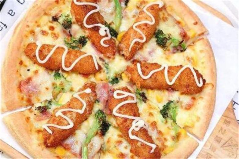 火麦食代披萨加盟