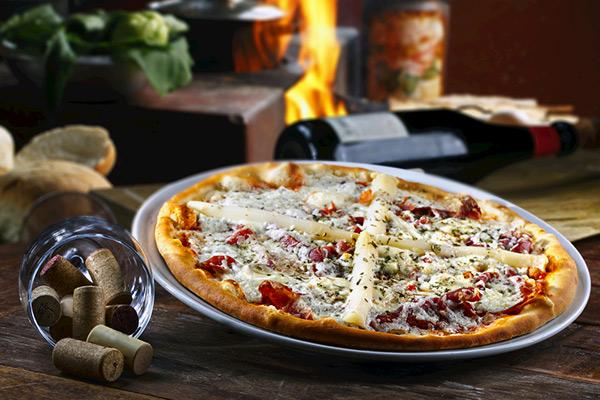 今麦郎披萨