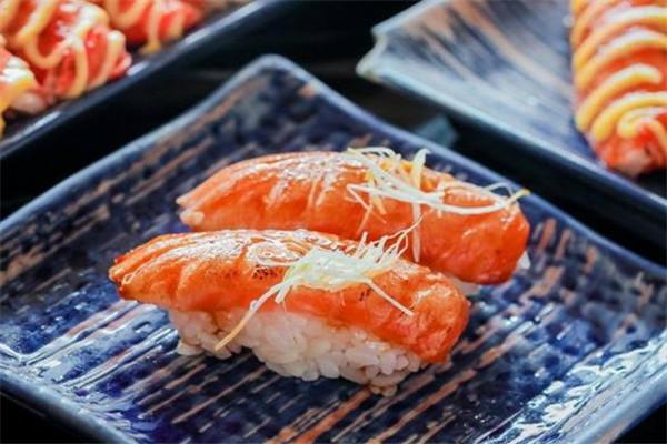 红叶寿司特色