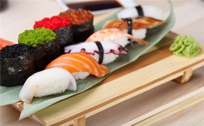 Maki House寿司各种鱼类