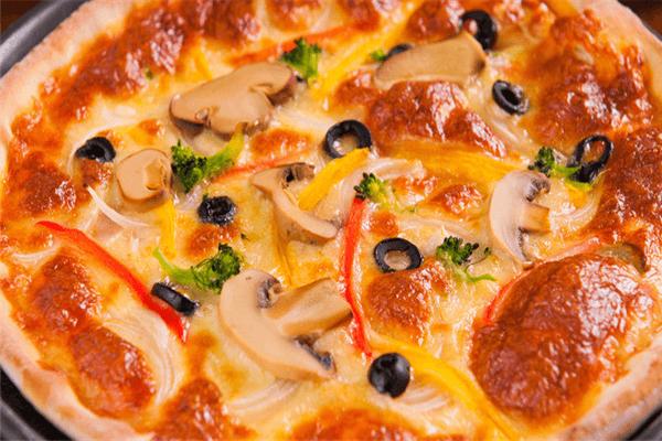 九正披萨新品