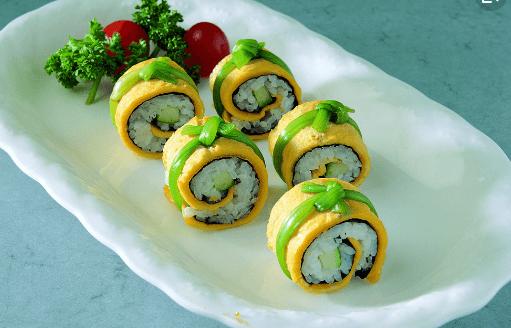 花样寿司加盟