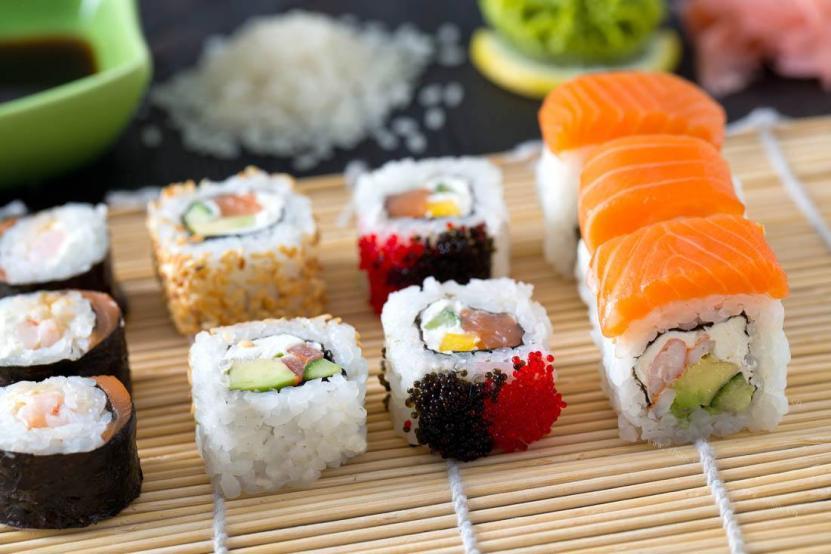 禾兆寿司加盟