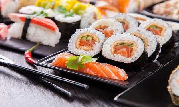 唐小主创意寿司