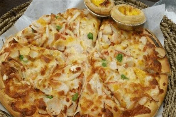 瓦萨里披萨牛肉披萨