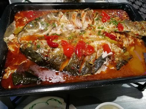 炉火风尚烤鱼