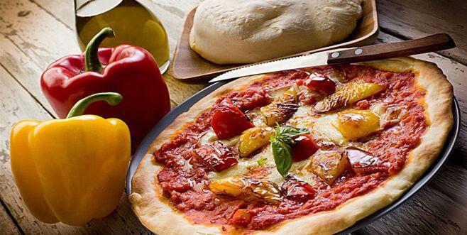 克拉拉披萨