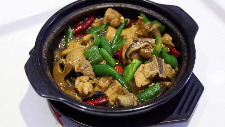 康味德黄焖鸡米饭加盟