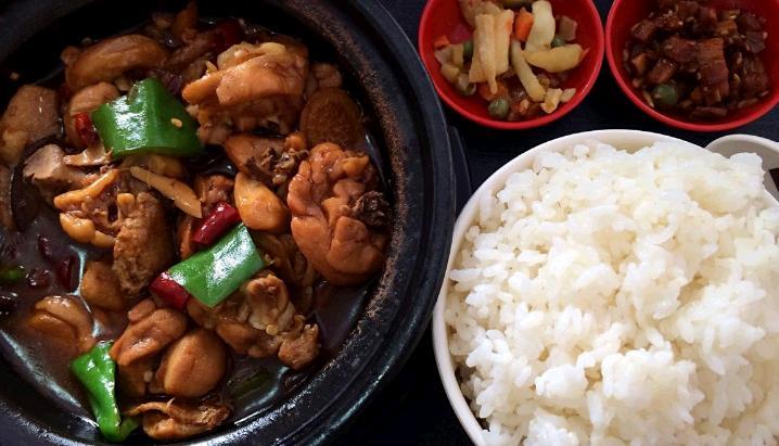 小五义黄焖鸡米饭加盟