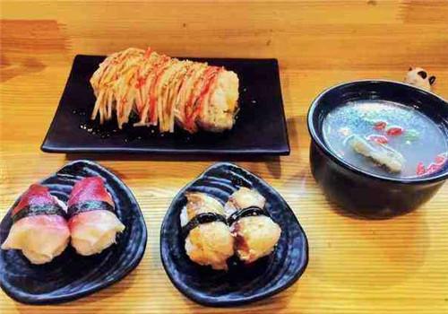 旭酱寿司加盟