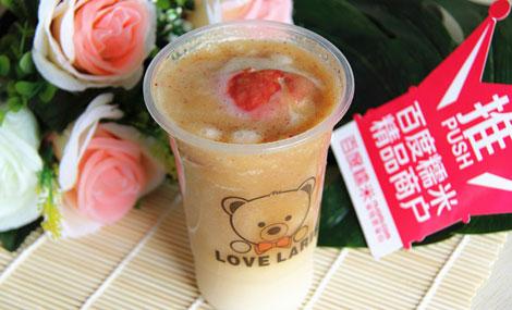 精武熊猫奶茶