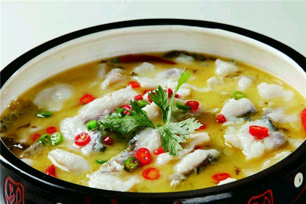 渔太极酸菜鱼